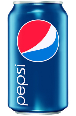 The New Pepsi Can