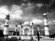 """The mausoleum draws its inspiration from the world famous Taj Mahal of Agra and hence it is rightly known as the """"Taj of Deccan""""."""