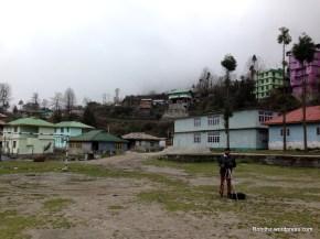 Lachung village