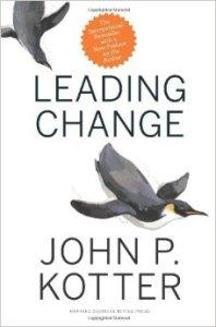 Leading Change by John Kotter