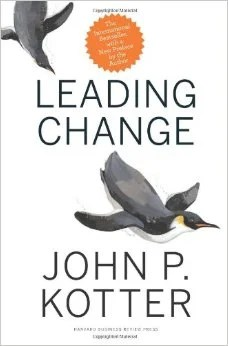 Leading Change by John Kotter