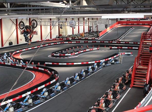 Circuit de kart à Payerne