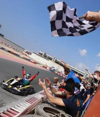 24h de Dubai karting 2020
