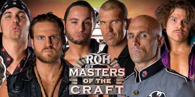 ROH 04/29/17 Masters Of The Craft Results