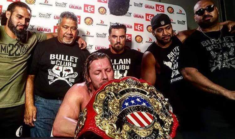 NJPW Dir of US Operations George Carroll on Touring, ROH Relationship, Long Beach & More