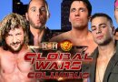 Three Events of Global Wars 2017 to be Streamed + Updated Lineups