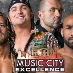 ROH 01/20/18 Music City Excellence TV Taping Results *SPOILERS*