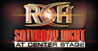 ROH 01/14/17 *TV Spoilers*