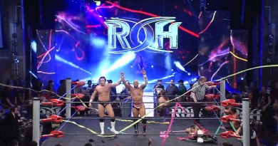 ROH 4/15/2017 TV Review