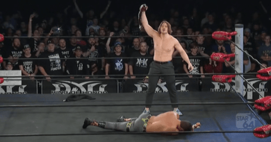 ROH 11/04/17 TV Review: Motor City Machine Guns vs War Machine