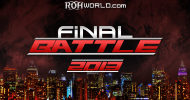 Final Battle 2013 (12/14/13) Results