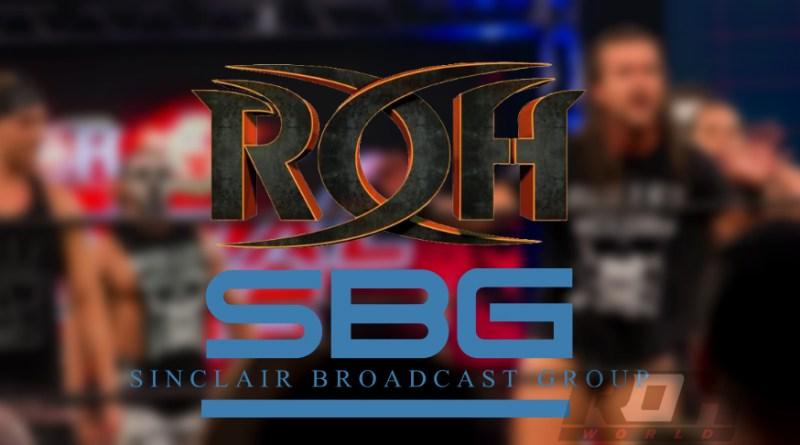 What Happens to ROH if Sinclair Acquires Tribune?