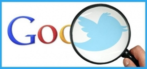 Twitter and Google Partnership