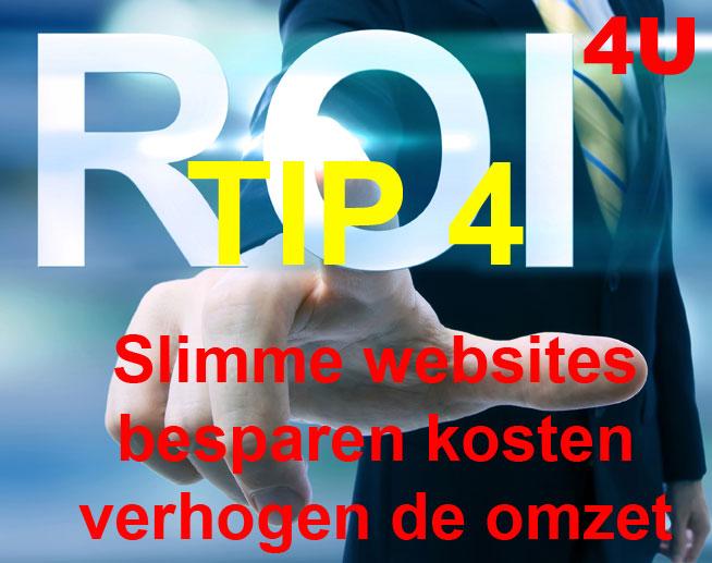 Slimme Websites TIP 4