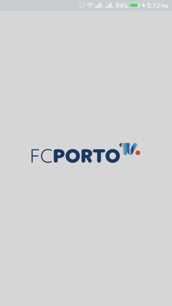 Screenshot of FC Porto Tv Apk
