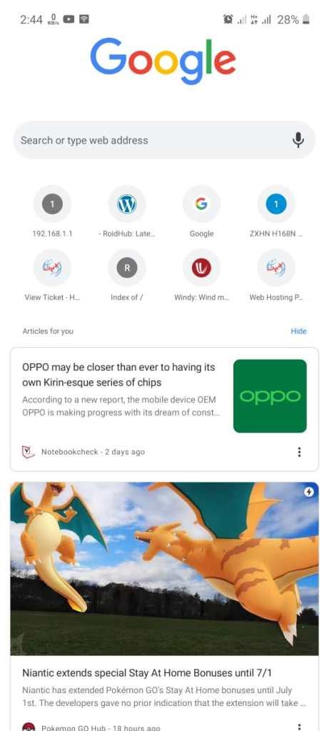 Screenshots of Sodar Apk