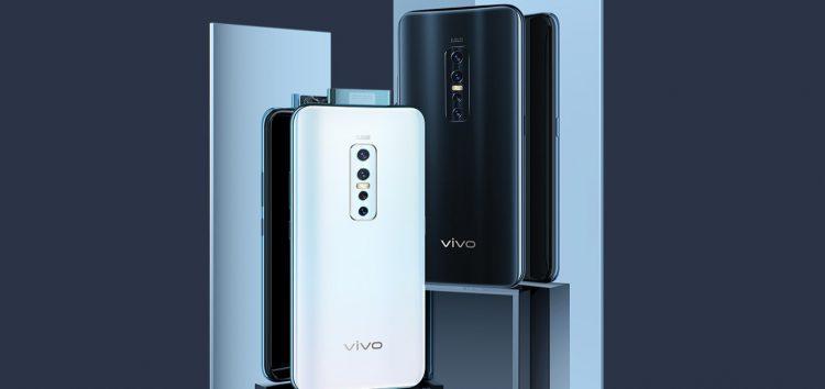 Screenshot of Vivo V17 Pro Review