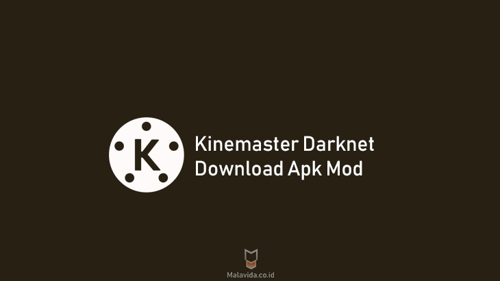Screenshot of Kinemaster Darknet