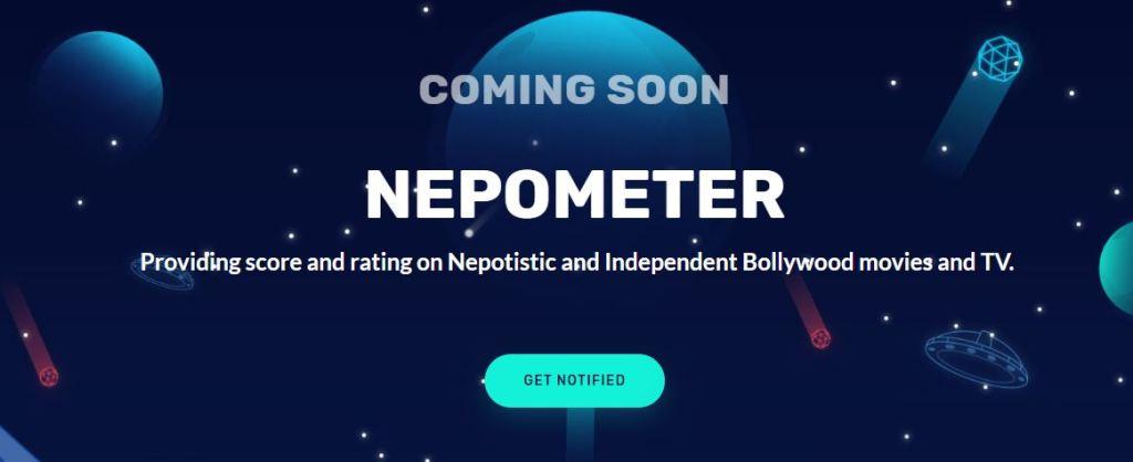 Screenshot of Nephometer App