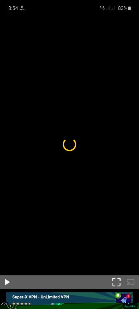 Screenshot of NXT Sports IPL 2020