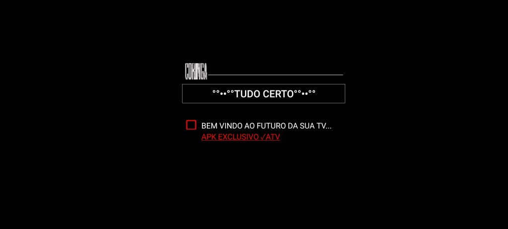 Screenshot of Coringa TV Apk