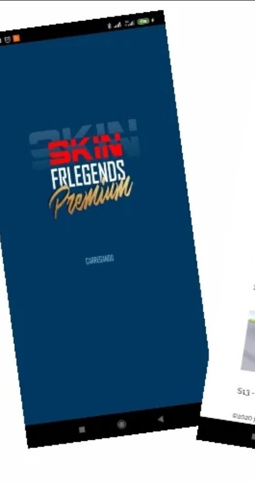 Screenshot of Skin FR Legends Premium