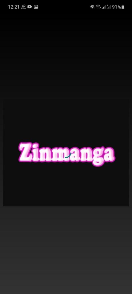 Screenshot of ZinManga