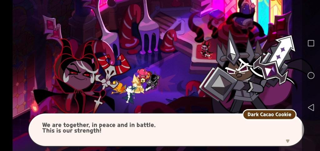 Screenshot of Cookie Run Kingdom Apk