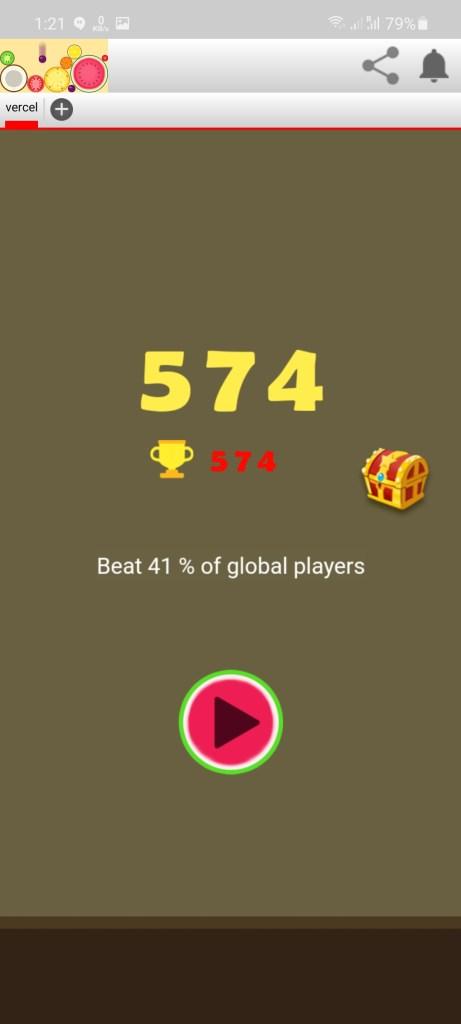 Screenshot of Vercel.App