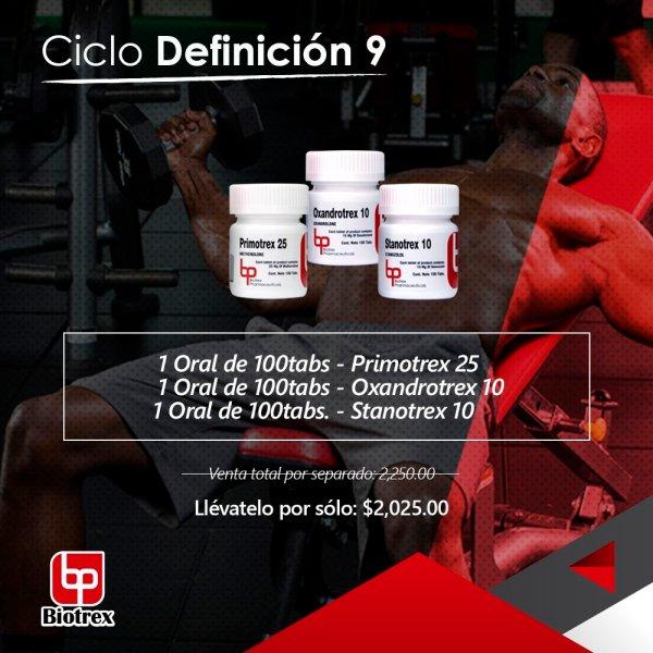 Biotrex Ciclo Definición9