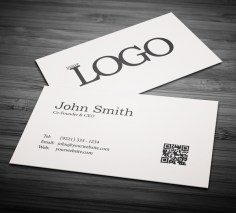 Business Card Template 6