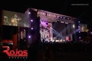 Escenario rock en huancayo