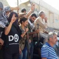 Sobre Rojava y el proyecto de sociedad sinEstado