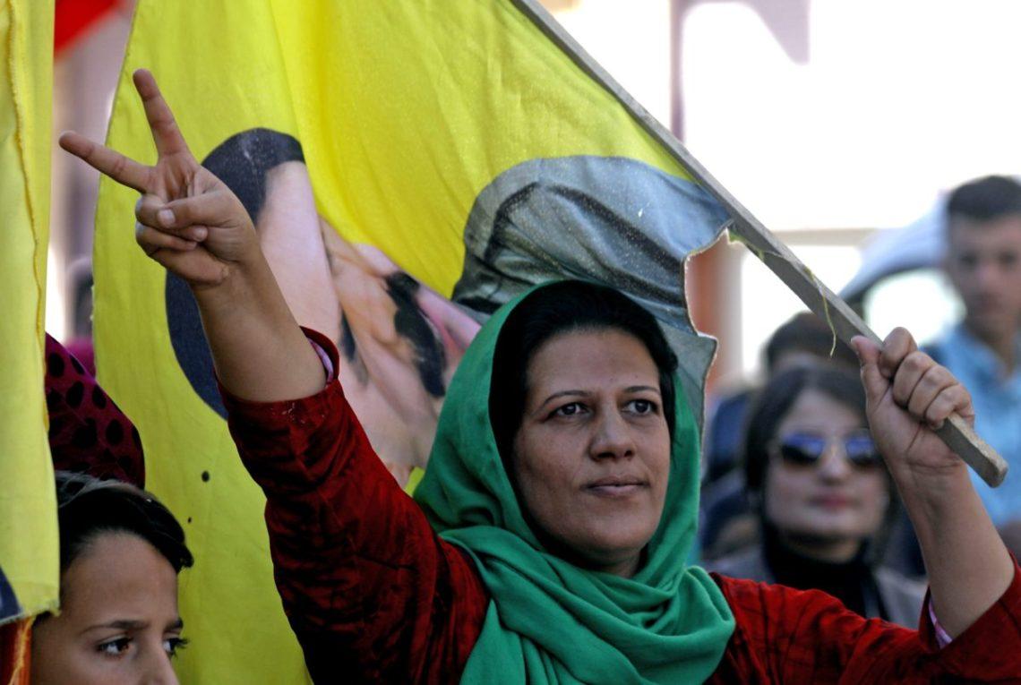 SYRIA-KURDS-TURKEY-DEMO-CONFLICT