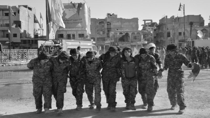 Kurdistan-liberacion-de-Raqqa-la-tinta