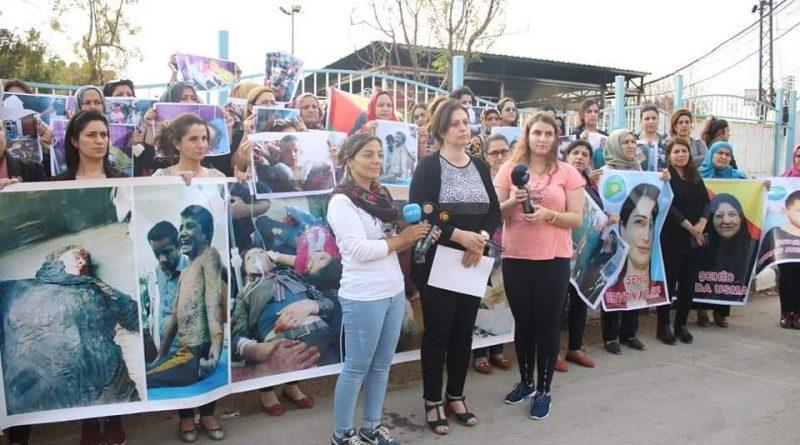 Comunicado del Consejo de Mujeres del Norte y Este de Siria