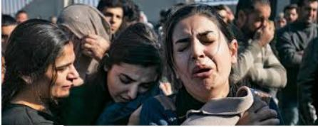 Crímenes de guerra turcos en el noreste de Siria
