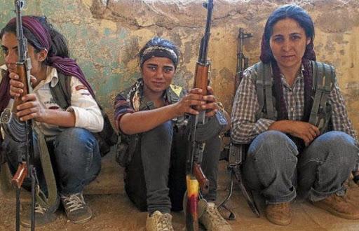 [RADIO EDUCACIÓN. MX] La lucha de las mujeres en Kurdistán, un ejemplo para el mundo