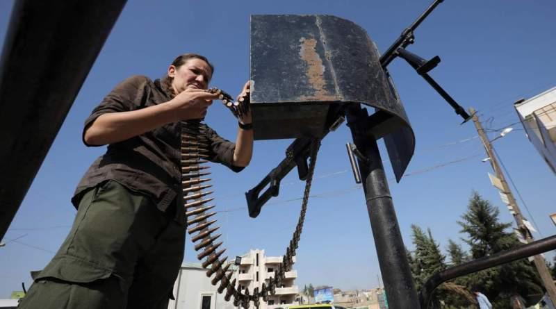 Ellos derrotaron al ISIS. Ahora los kurdos sirios se preparan contra el coronavirus