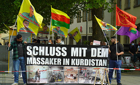 El PDK, partido gobernante en Kurdistán del Sur, títere de Turquía