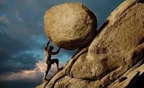 ¿Cayó sobre nuestras cabezas la roca de Sísifo?
