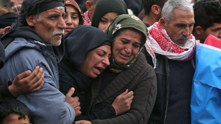 Violaciones de las facciones armadas apoyadas por Turquía en el noreste de la República Árabe Siria [otro documento más distribuido por la ONU]
