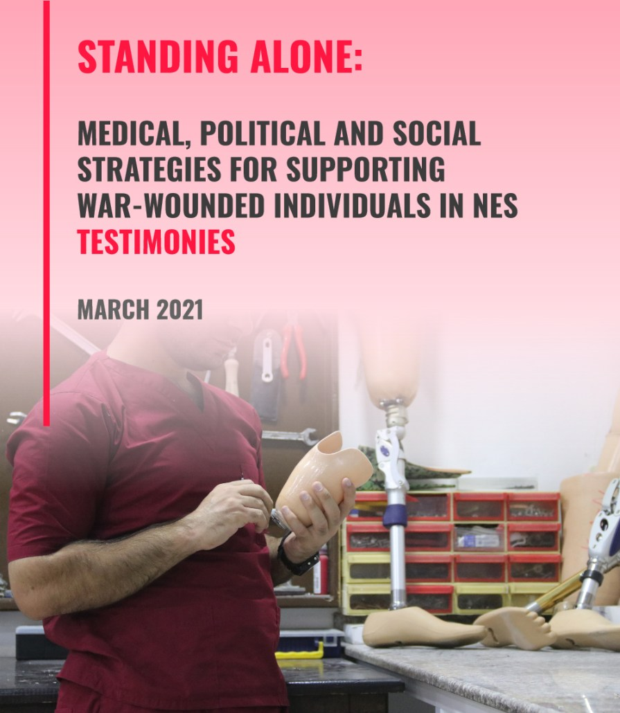 Standing Alone: Medical, Political And Social Strategies For Supporting War-wounded Individuals In NES
