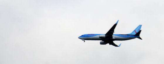 Landing at Doncaster