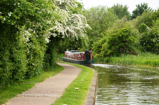 Nb Our One leaving Morse Lock