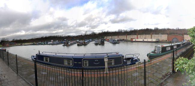 Shireoaks Marina