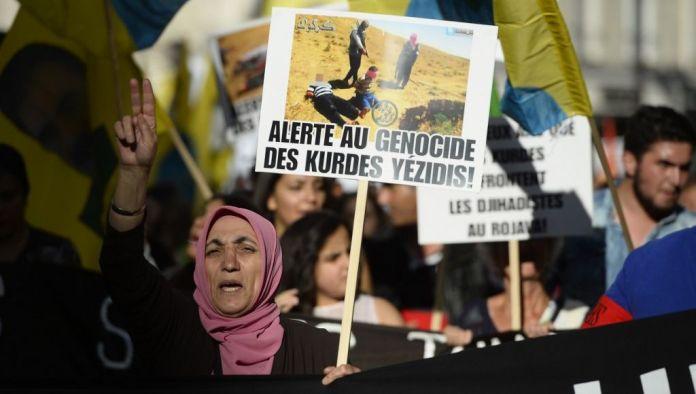 Allemagne: les femmes Yézidies porte plainte contre Berlin
