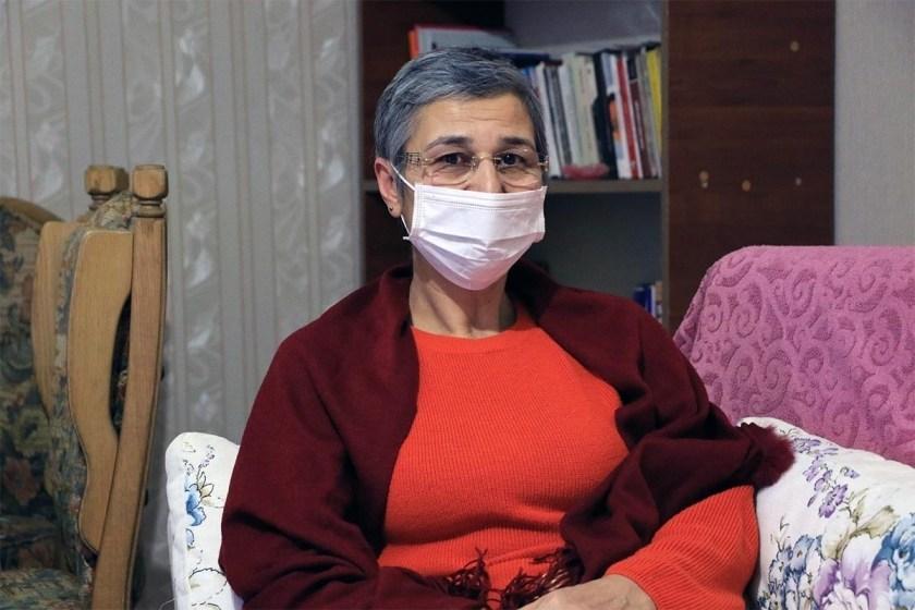 Leyla Guven, Députée du HDP en grève de la faim depuis le 7 novembre 2018 pour exiger la levée de l'isolement imposé sur le leader kurde, Abdullah Ocalan.