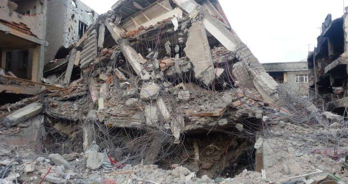 Le corps d'une victime du massacre de Cizre rendu à sa famille après plus de 3 ans