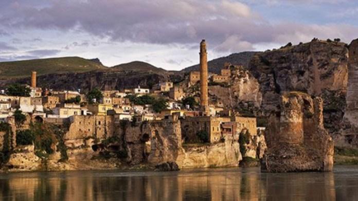 Des ONG appellent à des journées de mobilisation mondiale, les 7 et 8 juin, pour sauver des eaux le site antique de Hasankeyf